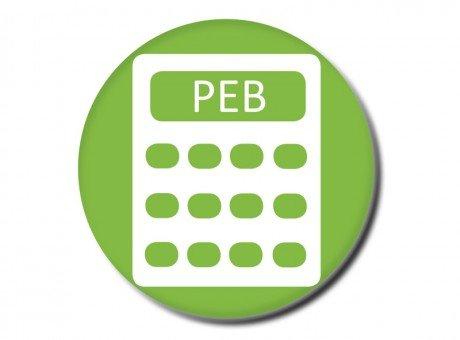 Calculateur PEB