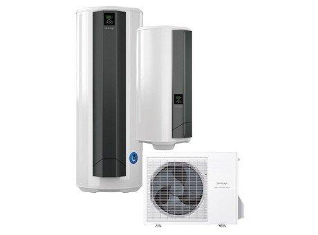 Chauffe-eau pompe à chaleur Sanistage et Heat Pump Booster