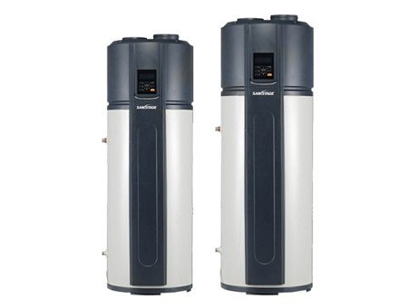 Sanistage warmtepompboilers en Heat Pump Booster